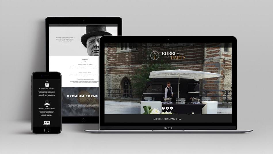 Website ontwerp en copywriting