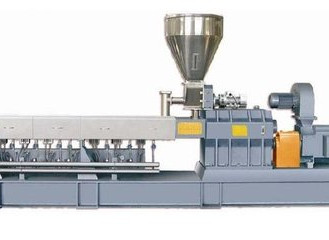Process temperature Optimization of Twin Screw Extruder