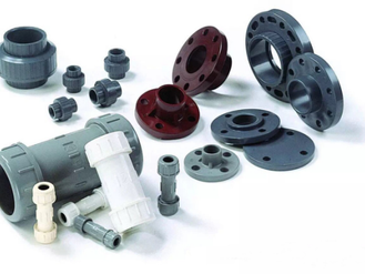 Factors Affecting Color Instability in PVC Injection Molding