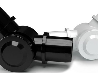 New! 1 in. Adjustable PVC Elbows.