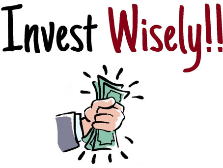 Investing wisely