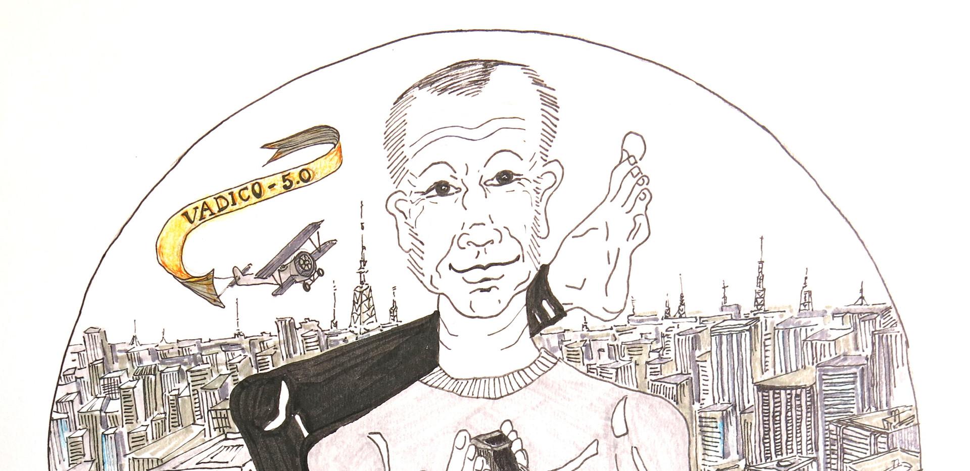 Caricatura - Vadico 5.0
