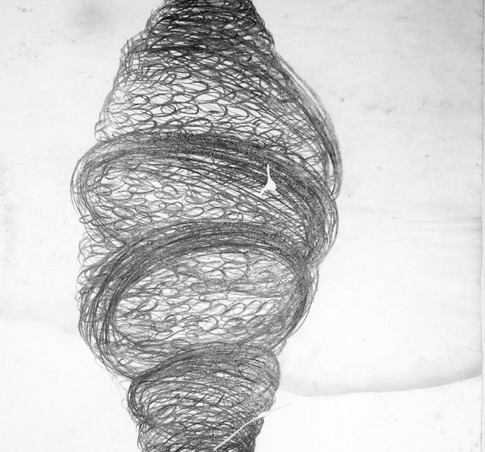 Estudo para uma escultura