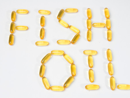 5 Reason to Take a Fish Oil Supplement in 2021