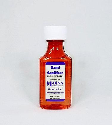 MAGNA Hand Sanitizer (2 oz)