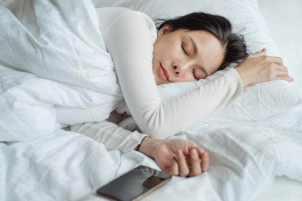 Sleeping with iphone - free downloadable