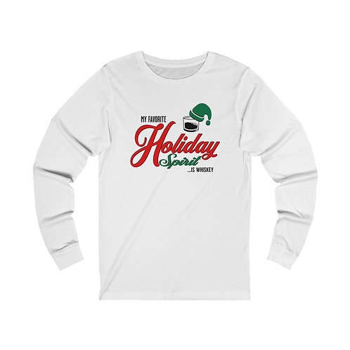 Long Sleeve Holiday Spirit