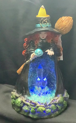 Smokin backflow Witch