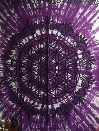 Flower of life wall art