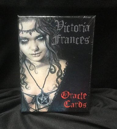 Victoria Francis Oracle cards