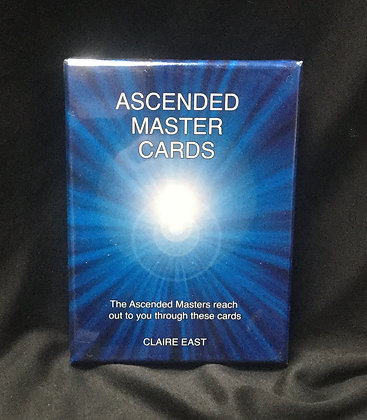 Ascended Masters cards