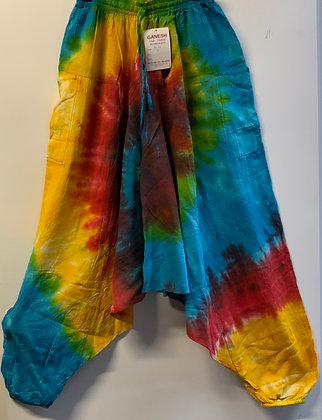 Rainbow Harem pant
