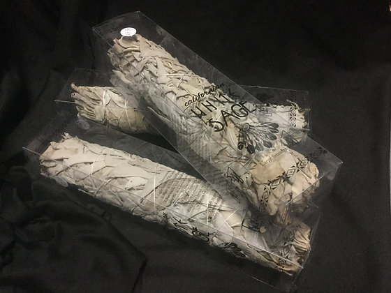 Large White Sage sticks
