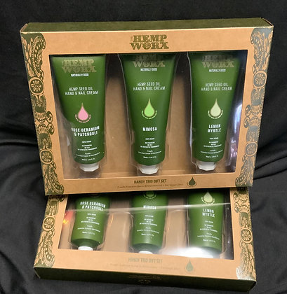 Gift pack hand lotions