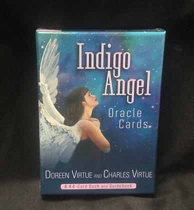 Indigo Angel Oracle