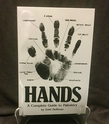 Hands-a complete guide to Palmistry