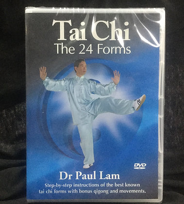 Tai Chi The 24 Forms