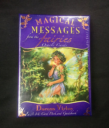 Magical messages from the Fairies
