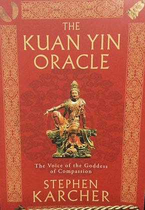 The Kuan Yin oracle-book
