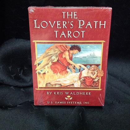 The Lovers path Tarot