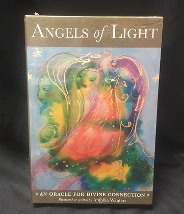 Angel of light Oracle