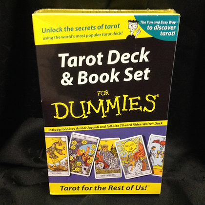 Tarot Deck & Book Set
