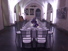 Westminster Abbey, business dinner