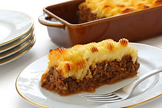 cottage pie, shepherd's pie, english cui