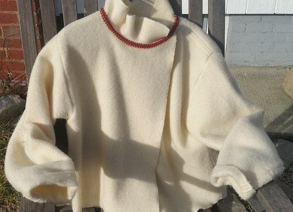 Women's 100% Wool Jacket
