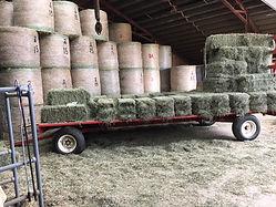 signal rock farm hay