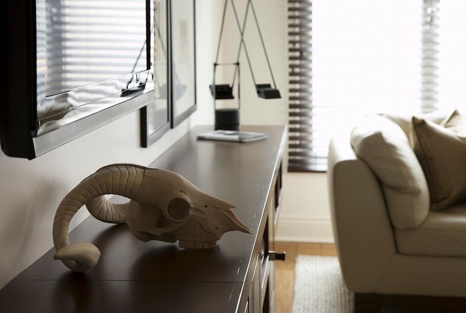 Entre le fleuve et la ville, Moutarde Design, designer d'intérieurs Montréal