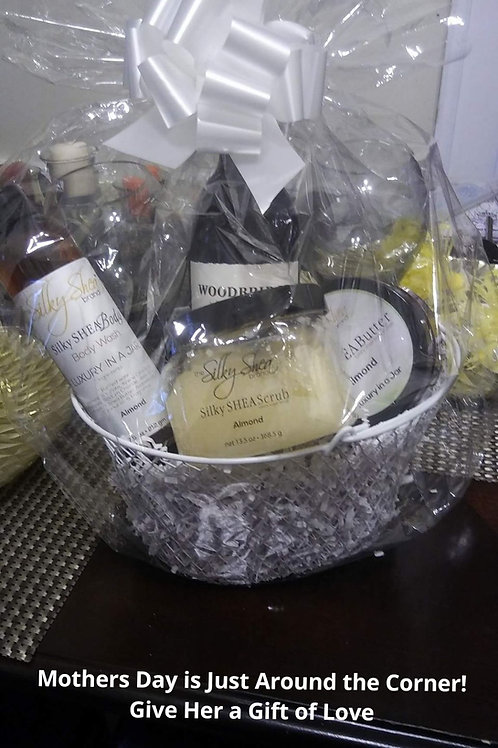 Mother's  Day Baskets Starting at $25.00