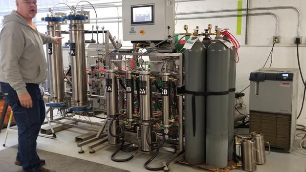 CBD Extraction Facility