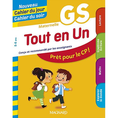 K to 1st Grade - Magnard Tout en Un