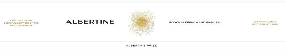 Albertine Prize banner.JPG