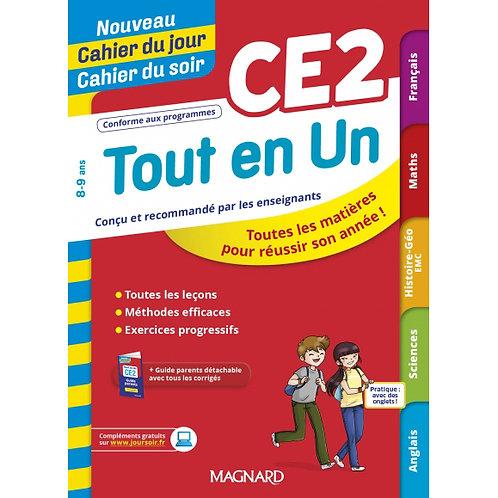 3rd to 4th Grade - Magnard Tout en Un