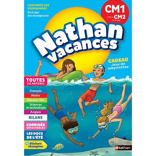 4th to 5th Grade - Nathan Vacances