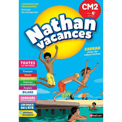 5th to 6th Grade - Nathan Vacances