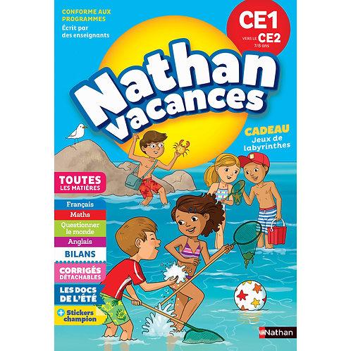 2nd to 3rd Grade - Nathan Vacances