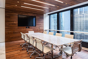 InstarAGF boardroom with view to lake ontario