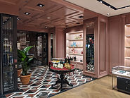 Gucci Bloor flagship store threshold - Toronto, Ontario