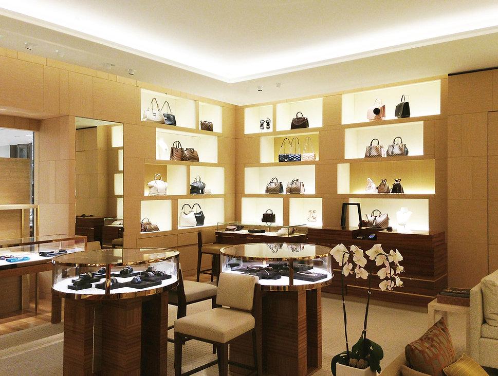 Louis Vuitton Holt Renfrew Vancouver Women's Store