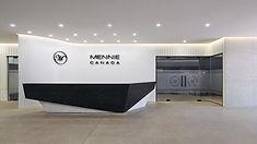Mennie Canada Reception Desk
