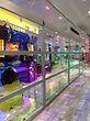 Louis Vuitton Yorkdale men's pop-up shop acrylic cladding