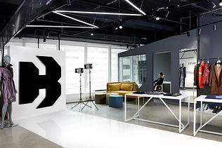 Christopher Bates Studio Runway and Office