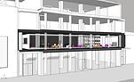 Krug Toronto Exhibition Centre Retail Showroom