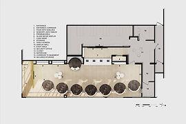 Sweet Seven Cannibis Co. Waterloo store Floor Plan