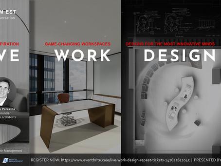 Live Work Design Repeat