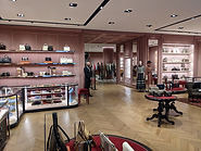 Gucci Bloor flagship store - luxury retail architecture - Toronto, Ontario