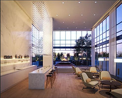 lemine central park development condo bar and lounge